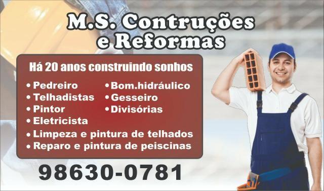 MS.Construcoes e Reformas