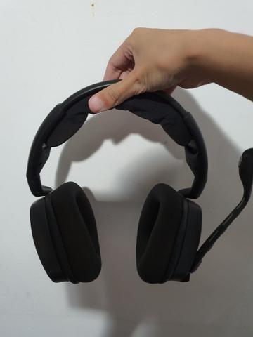 Headset corsair void rgb wireless 7.1 veja a descrição - Foto 2