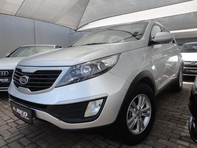 KIA SPORTAGE 2011/2012 2.0 LX 4X2 16V GASOLINA 4P AUTOMÁTICO