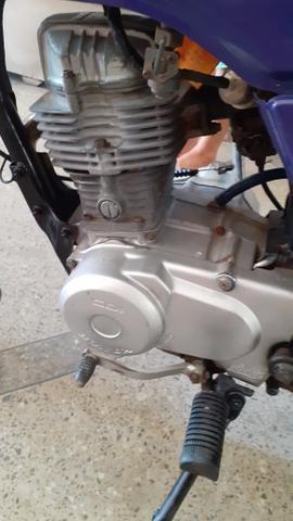 Cg 125 ano 98 emplacada relíquia kleyton motos zap * - Foto 2