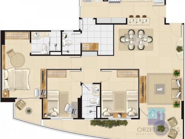 Excelente apartamento no condomínio Portal de Madrid no Parque Del Sol - Foto 20