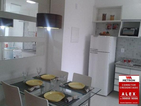 ALX - 26 - Mude para Morada de Laranjeiras - Apartamento de 2 Quartos com Varanda - Foto 14