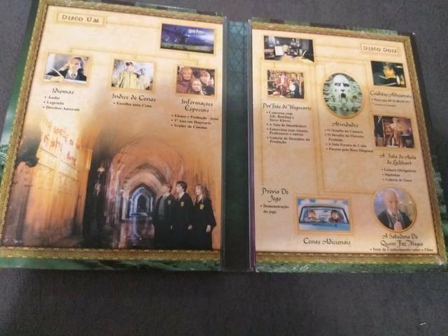 Dvd duplo Harry Potter e a Câmara secreta - Foto 2