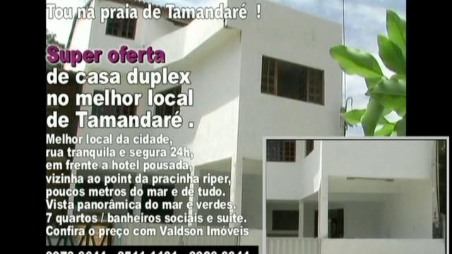 Casa Mini Pousada na Praia de Tamandaré-PE - Foto 6