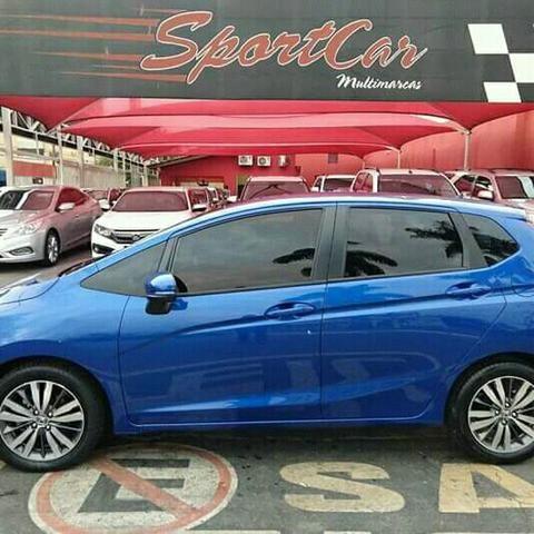 Honda fit Ex 1.5 Flex aut - Foto 5