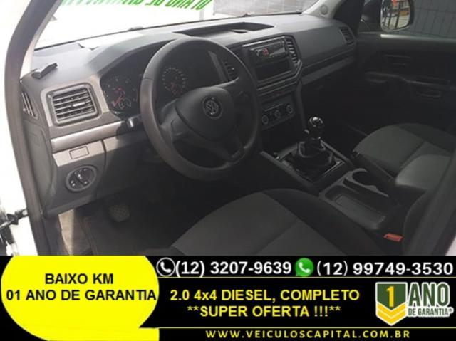VOLKSWAGEN AMAROK 2.0 CD 4X4 S DIESEL MANUAL - Foto 7