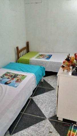 2 casas em nova Brasília perto da praia quarto vende ou troca - Foto 2
