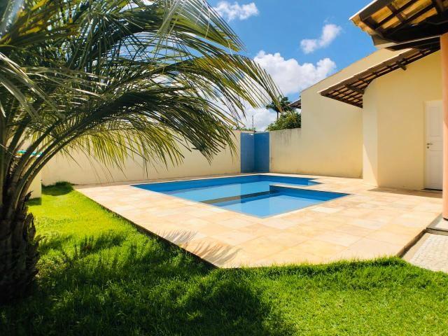 Casa plana em condomínio próximo a av. Maestro Lisboa - Foto 15