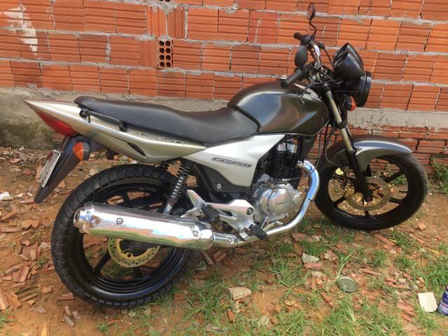 Vendo ou troco moto Sport 150