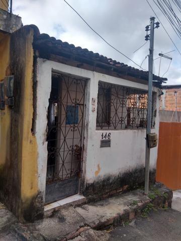 Vendo casa Cajazeira próximo a rótula da ferinha - Foto 4