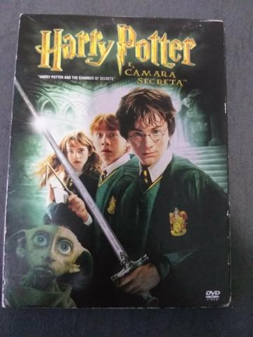 Dvd duplo Harry Potter e a Câmara secreta