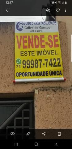 Vende-se imóvel situado à Rua Raimundo Conceição, 508 Bairro Cristo Rei Dias D'avila