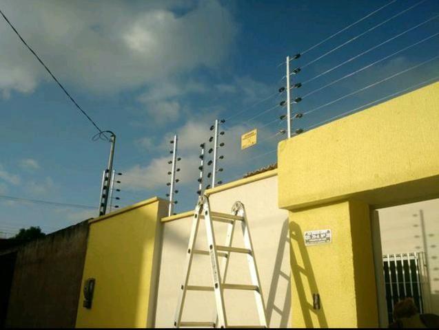 Instalação de cerca elétrica, motor para portão e etc - Foto 3