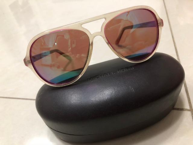 Oculos de sol michael kors espelhado - Bijouterias, relógios e ... d762458b88