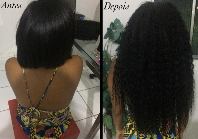 Promoção! Aplicação de mega hair 100,00! - Foto 6
