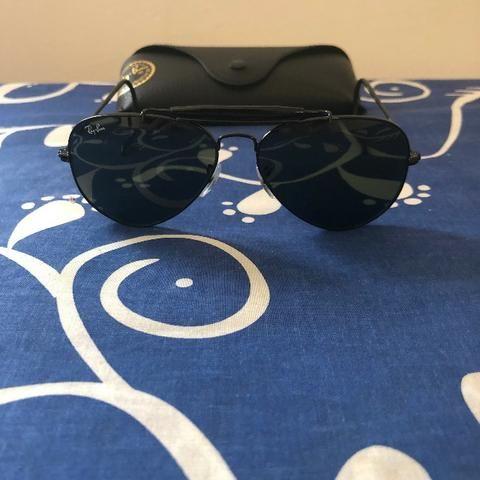 Óculos Ray Ban original, Modelo Aviador. Venda somente pela OLX ... 6e6deca12c