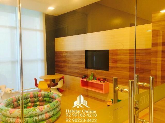 Smart Residence Centro sol nascente 2 quartos s/ 1 suite 2 vagas - Foto 19