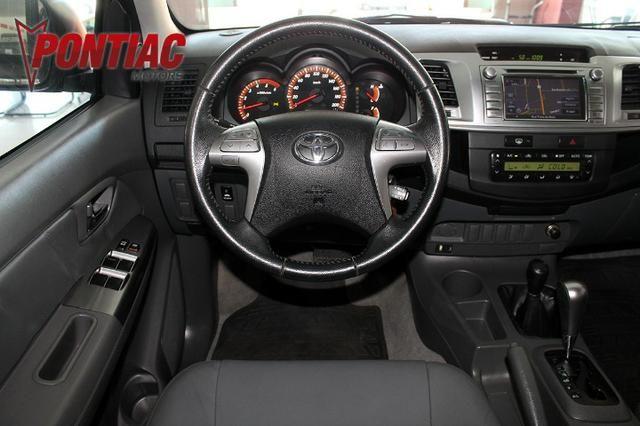 Toyota Hilux Diesel CD Srv 4X4 3.0 2014 - Foto 9