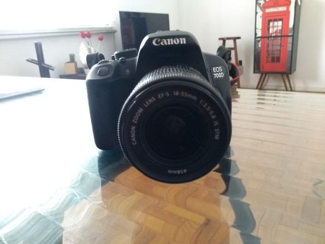 Câmera Canon Eos Rebel T5i Kit Ef-s 18-55mm Is Stm