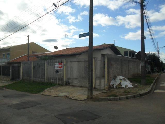 Casa com 03 dormitórios - Terreno de esquina - C120 - R$ 220.000,00 - Foto 5
