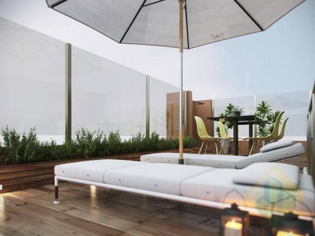 Lançamento! - Apartamento Duplex com 3 dormitórios à venda, 144 m² por R$ 605.303 - Aerocl - Foto 18