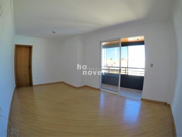 Apartamento 3 Dormitórios (1 Suíte), Sacada, Garagem, Elevador - Foto 3