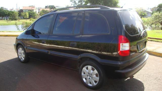 Chevrolet Zafira 7L !!!!R$27.900,00 !!! 2.0 8V AUT. !!!! - Foto 6