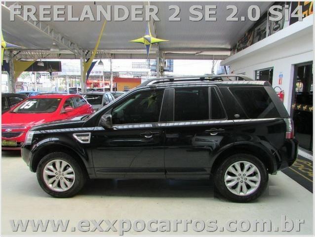 Land Rover Freelander2 Se 2.0 Si4 - Ano 2013 - Bem Conservada - Foto 5