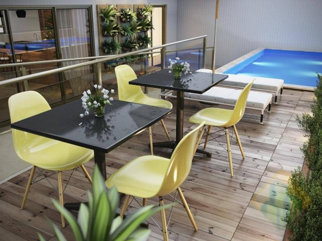Lançamento! - Apartamento Duplex com 3 dormitórios à venda, 144 m² por R$ 605.303 - Aerocl - Foto 17
