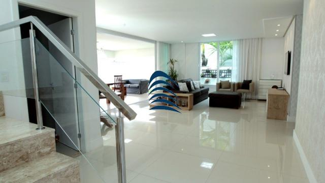 Casa à venda com 4 dormitórios em Alphaville ii, Salvador cod:AD4566G - Foto 4