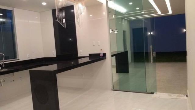 Samuel Pereira oferece: Casa Nova Moderna Sobradinho Alto da Boa Vista 3 suites - Foto 11