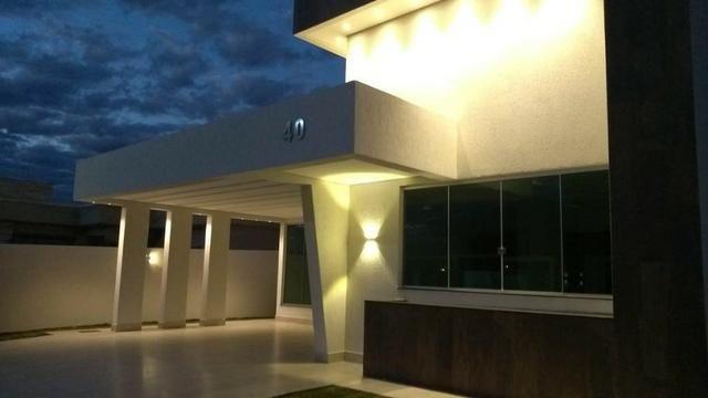 Samuel Pereira oferece: Casa Nova Moderna Sobradinho Alto da Boa Vista 3 suites