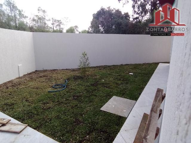 Casa à venda com 3 dormitórios em Gralha azul, Fazenda rio grande cod:CA00106 - Foto 10
