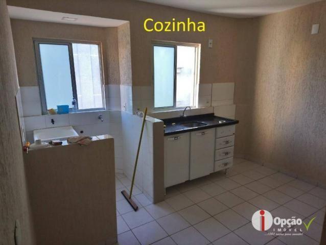 Apartamento à venda, 58 m² por r$ 120.000,00 - jardim suíço - anápolis/go - Foto 3