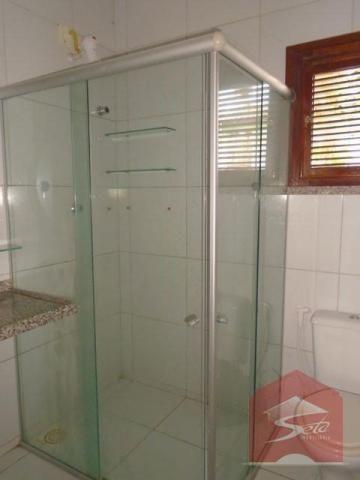 Casa residencial para venda e locação na messejana com 03 suítes. - Foto 20