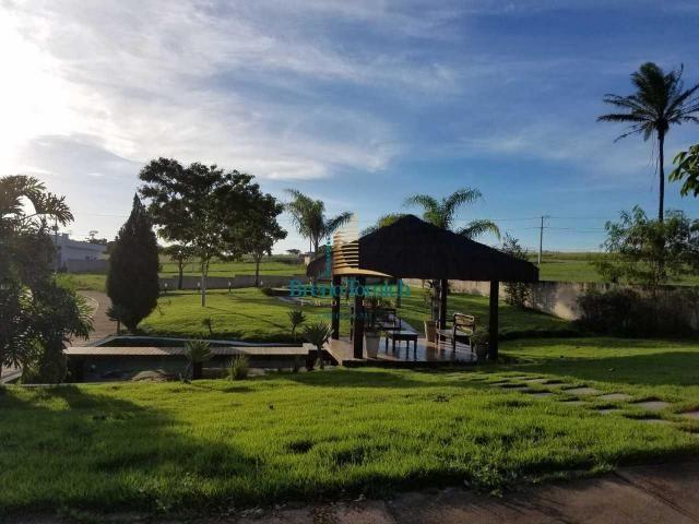 Terreno à venda, 556 m² por r$ 97.500 - condomínio terras bahia - teixeira de freitas/ba - Foto 8