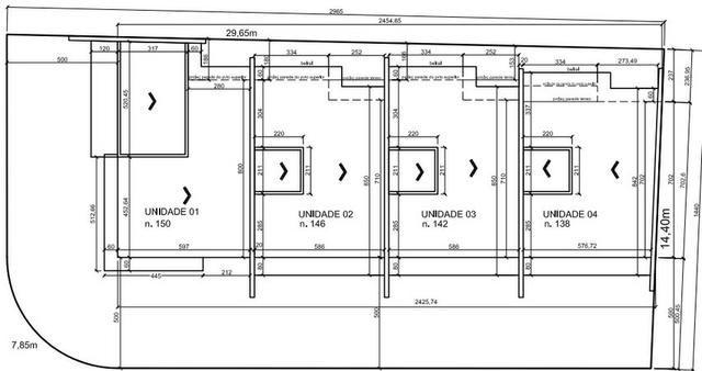 Geminado no Costa e Silva com 100m² e 3 dormitórios - Foto 11