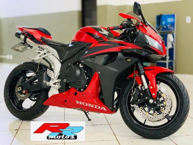 Vendo moto cbr600 rr - 2008