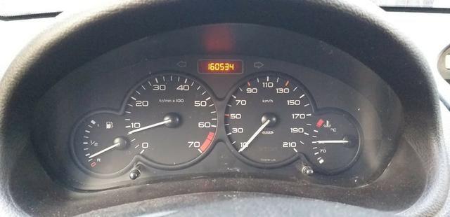 Peugeot 2004 completo entrada no cartão financio sem score - Foto 4