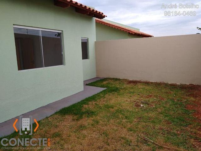 Casa de 2Q (1 suíte) em condomínio, Chácara São Pedro - Aparecida de Goiânia - Foto 13