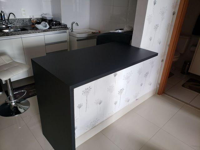 Envelopamento de pia, mesa e moveis - Foto 2