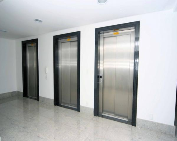 Apartamento com 4 quartos com 4 suítes - vista livre e sol da manha - Foto 8