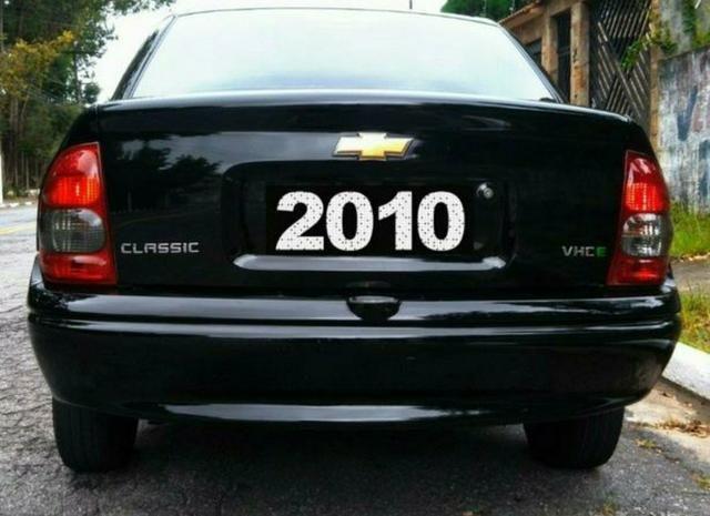Classic 2010 1.0 Vhc-e Flex