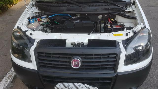 Fiat Doblo Refrigerada Cargo 1.4 Flex 2016 Branco - Foto 9