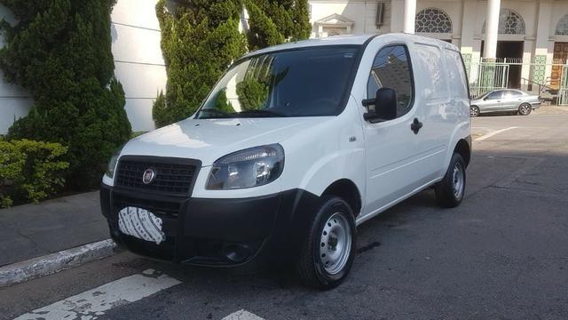 Fiat Doblo Refrigerada Cargo 1.4 Flex 2016 Branco - Foto 4