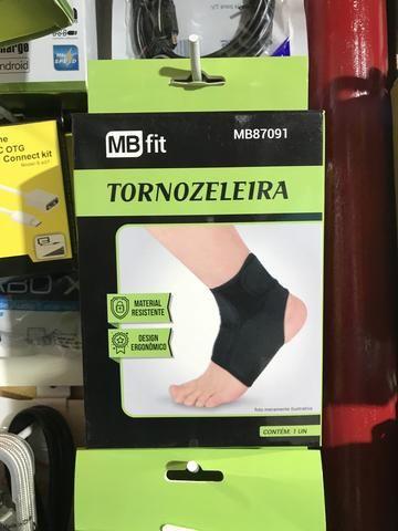 Joelheira, tornozeleira, corretor de postura - Foto 2
