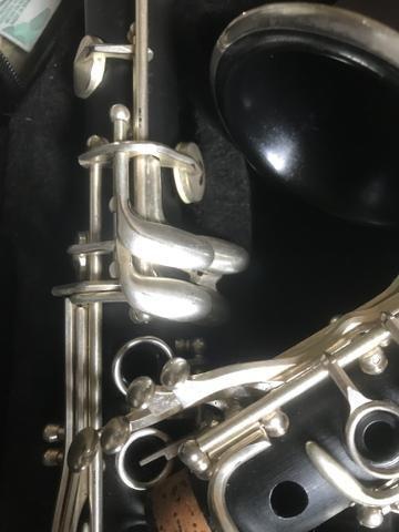 Clarinete ótimo estado - Foto 6