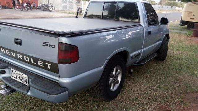 S10 Turbo diesel