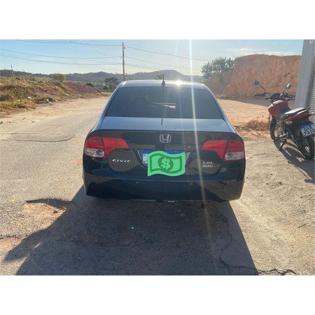 Honda civic flex 2011 automático - Foto 4