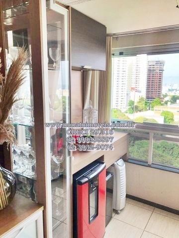 Excelente Apartamento para venda, TODO PLANEJADO! St. Universitário - Foto 3